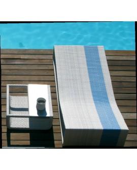 Mobilier de jardin HEMISPHERE & décoration extérieure piscine