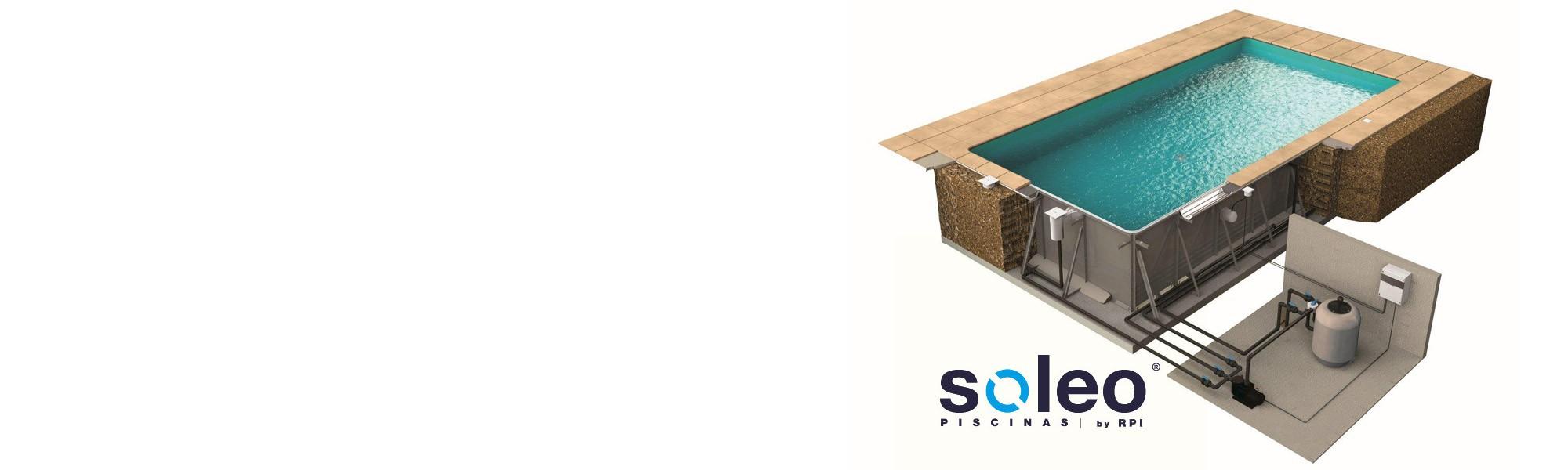 piscines en kit SOLEO